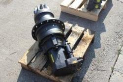 Drehwerksgetriebe Linde GD 6, aus Eder 825