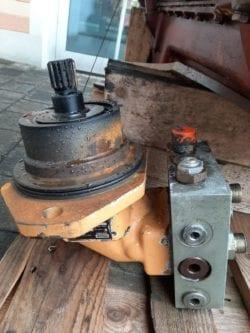 Hydraulikmotor Parker, aus Case 788