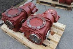 Fahrgetriebe, ZF CK-Z7