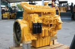 Dieselmotor Liebherr D 904 T