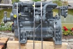 Dieselmotor Liebherr D 904 TB