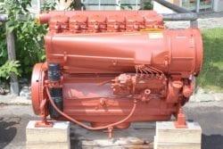 Dieselmotor Deutz F6L912