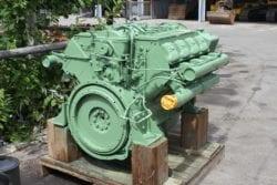 Dieselmotor F8L914