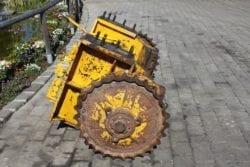 Fahrgetriebe, Hanomag LR D 400 C