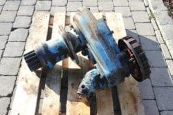 Drehwerksgetriebe Fuchs 712