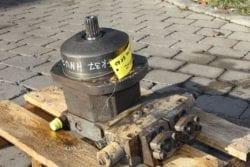 Linde HMV 70 / Atlas 1704, Fahrmotor
