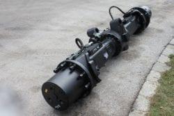 Achse ZF MS 3060 aus  JCB JS 175 W,  Mobilbagger
