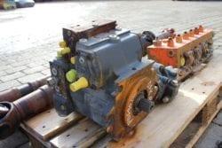 Hydraulikpumpe  Rexroth  A4VG 90