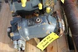 Hydraulikmotor aus O&K RH 12,5