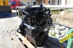 Dieselmotor Perkins AG 1004-4