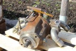 Hydraulikpumpe O&K Typ A10V0 71