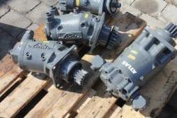 Fahrmotor Linde MF 105, MF 69, MF 75, MF35