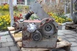 O&K, MH 4, Getriebe