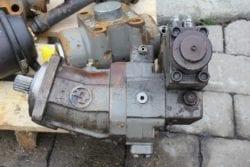 Hydraulikmotor O&K aus O&K MH 4, Bagger