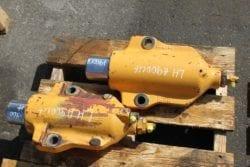 Abstützzylinder aus Liebherr A900 LIT