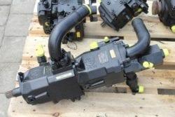 Hydraulikpumpe  aus  O&K L 45