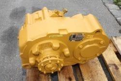 Benmac 3.7, ZF 1 AVG 100 Getriebe