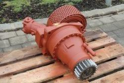 Drehwerksgetriebe O&K MH 5