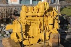 Dieselmotor  Cummins 5.9