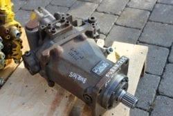 Fahrmotor Linde BMR 105-01