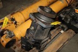 Hydraulikmotor aus Liebherr L 538