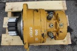 Drehwerksgetriebe Volvo EC 160/ Poclain