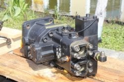 Hydraulikmotor A6VM 140