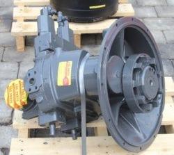 Hydraulikpumpe O&K aus Kettenbagger O&K RH 8