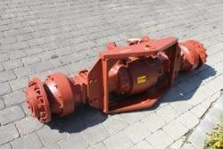Achse aus Hanomag 22 C/D , Radlader