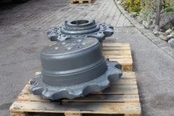 Liebherr, R974, FAT 550/016 Endantrieb