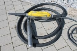 Betonrüttelflasche IRFU 57/230/5