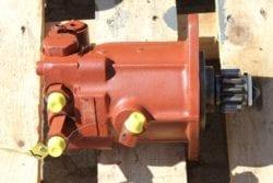 Hydraulikmotor Kayaba aus Yanmar 401