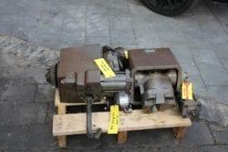 Hydraulikpumpe  aus O&K RH6