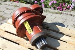 Drehwerksgetriebe Eder R 815 SPETH
