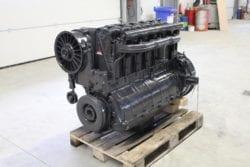 Dieselmotor Deutz F 6L514