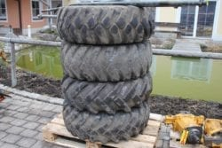 Reifen, 12,5/18 aus Hanomag 5C