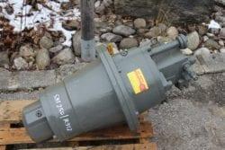 Drehwerksgetriebe Liebherr SAT 250/201 aus LH R 912LIT