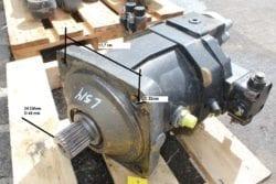 Hydraulikmotor Liebherr  aus Liebherr L 514
