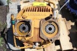 Liebherr L531, Pumpen Verteiler Getriebe