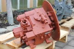 Hydraulikpumpe Sauer Danfoss SPV 22