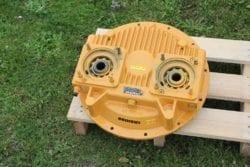 Liebherr, PR 712, Pumpen Verteiler Getriebe