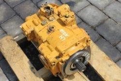 Hydraulikmotor  Liebherr LMV 125