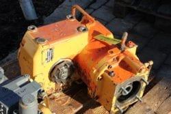 Liebherr, 900 Lit. 902 Lit ZF 2 HL 100 Getriebe