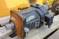 Hydraulikmotor aus Liebherr L556, Radlader
