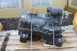 Liebherr L556, 2Plus2, Getriebe