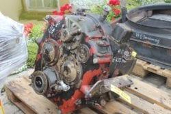 Hanomag 44 D, G 422  Getriebe