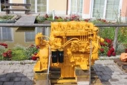 Dieselmotor Liebherr D 904 NA