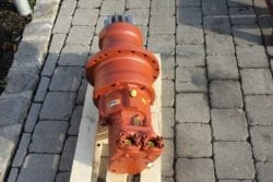 Drehwerksgetriebe Linde GD 6 aus Furukawa 625