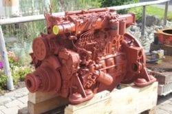 Dieselmotor  MAN D 0826L