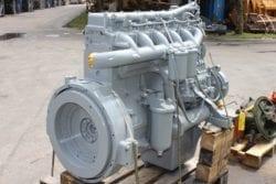 Dieselmotor MAN D 2356